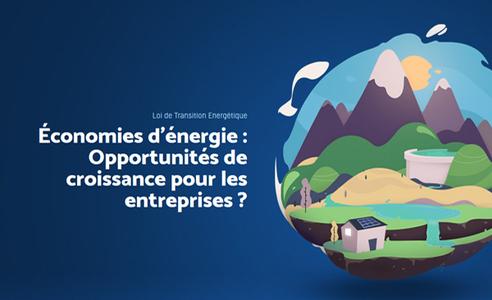 La loi de Transition Energétique pour la Croissance Verte